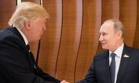 Gerak positif dalam hubungan Rusia-AS
