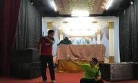 "Drama ""Kawan Vietnam"" di seni panggung drama modern Laos"