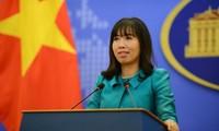 Aktivitas permigasan yang bersangkutan dari Vietnam berlangsung di wilayah laut yang sepenuhnya termasuk kedaulatan dan hak yurisdiksi Vietnam