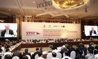 Melaksanakan Resolusi Sidang Pleno ke-5 KS PKV- Pemerintah berjalan seperjalanan dengan sektor ekonomi swasta