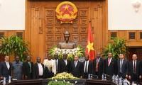 Vietnam dan Tanzania memperkuat hubungan perdagangan