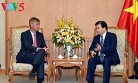 Program Lingkungan Hidup PBB berjalan seperjalanan dengan Vietnam