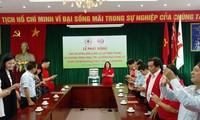 Lembaga Palang Merah Vietnam mencanangkan program dukungan kepada rakyat di daerah banjir