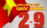Komunitas orang Vietnam di luar negeri memperingati ulang tahun ke-72 Revolusi Agustus dan Hari Nasional tanggal 2 September