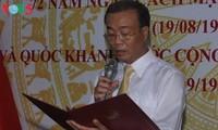 Aktivitas memperingati Hari Nasional Vietnam di luar negeri