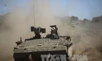 Suriah mengutuk Israel menyerang pangkalan militer di Suriah Tengah
