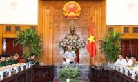 PM Nguyen Xuan Phuc memimpin Badan Pengarahan Negara tentang Pembangunan dan Pengembangan Industri Pertahanan dan Keamanan