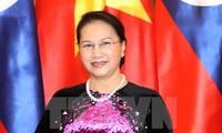 Ketua MN Nguyen Thi Kim Ngan berangkat menghadiri IPU-137 di Rusia dan melakukan kunjungan resmi ke Kazakhstan