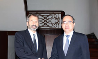 Organisasi Keuangan Internasional membantu Kota Ho Chi Minh dalam proses perkembangan