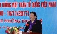 Hari Persatuan Besar Nasional berlangsung di daerah-daerah
