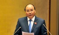 Pemilih menilai tinggi jawaban interpelasi dari PM Nguyen Xuan Phuc