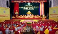 Sangha Buddha Vietnam tidak henti-hentinya melakukan pembaruan dan kreativitas untuk memenuhi  tuntutan periode integrasi dan perkembangan