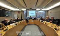 Lokakarya tentang Laut Timur di Parlemen Eropa