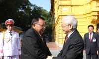 Persahabatan Vietnam-Laos terus berkesinambungan