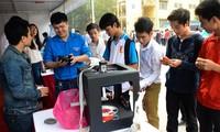 Mendorong semangat start-up di kalangan pelajar dan mahasiswa di basis-basis pendidikan kejuruan