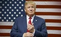 Presiden AS merekomendasikan parade militer berskala besar