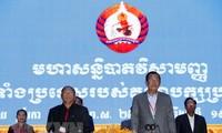 Kamboja memulai pemilihan Majelis Tinggi angkatan IV