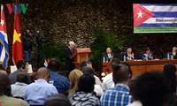 Sekjen Nguyen Phu Trong: Melanjutkan lagi halaman-halaman baru dalam hubungan Vietnam-Kuba