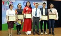 Penghargaan pers tentang anak-anak: VOV mencapai prestasi tinggi