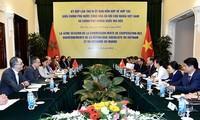 Sidang Komite Gabungan dan Konsultasi Politik Vietnam-Maroko