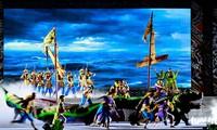Kebudayaan daerah ibu kota kuno menceritakan sejarah dengan kesenian tradisional