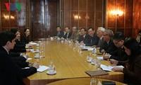 Rumania ingin mendorong hubungan dengan Vietnam di semua segi