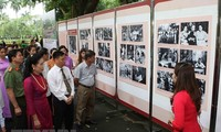 "Memperingati ""Enam puluh tahun Rumah Panggung Presiden Ho Chi Minh di Istana Kepresidenan"""