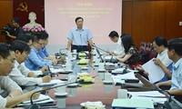 Meningkatkan peranan informasi luar negeri, menyosialisasikan citra Vietnam ke dunia