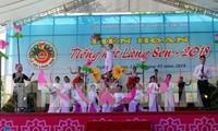 Banyak aktivitas memperingati ulang tahun ke-128 hari lahirnya Presiden Ho Chi Minh diadakan