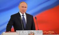 Pemerintah Rusia punya kabinet baru