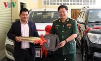 Viet Nam turut membangun Kamboja yang semakin makmur dan kaya