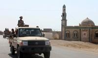 Tentara Yaman sudah sangat dekat dengan Pelabuhan Hodeida