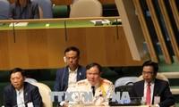 Polisi Viet Nam aktif ikut serta dalam aktivitas-aktivitas PBB