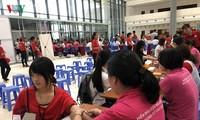 "Pesta ""Tetesan darah merah terima kasih  dan Perjalanan Merah ke-6 tahun 2018"