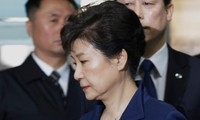 Skandal politik di Republik Korea: Mantan Presiden Park Geun-hye dijatuhi hukuman penjara 8 tahun