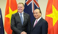 PM Nguyen Xuan Phuc menerima Ketua Majelis Rendah Australia