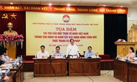 Peranan Front Tanah Air Viet Nam dalam menggerakkan dan mengawasi pembangunan pedesaan baru