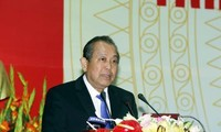Deputi PM Truong Hoa Binh: Berinisiatif mengontrol situasi imigrasi di luar rencana