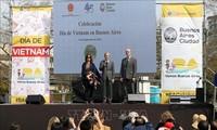 """Kesan tentang """"Hari Viet Nam"""" di Argentina"""