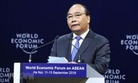 WEF-ASEAN 2018: menciptakan posisi bagi ASEAN untuk berintegrasi