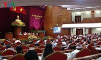 Sidang Pleno ke-8 KS PKV angkatan XII berbahas tentang situasi sosial-ekonomi