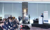 Kemajuan baru dalam mendorong diplomasi parlementer
