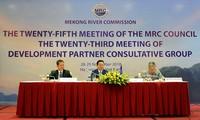 Sidang ke-25 Komite Internasional Sungai Mekong