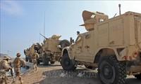 AS mengkonfirmasikan telah menghentikan suplai bahan bakar kepada pasukan koalisi Arab Saudi
