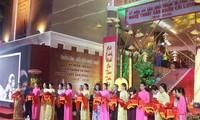 Pameran dan pertunjukan kesenian sehubungan dengan peringatan ulang tahun ke-100 terbentuk dan berkembangnya seni opera klasik Cai Luong