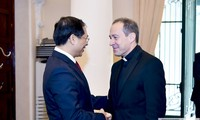 Sidang putaran ke-7 Kelompok Kerja Gabungan Viet Nam-Vatikan