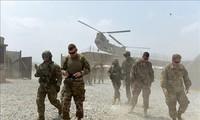 Presiden AS memutuskan menarik sebagaian  jumlah serdadunya dari Afghanistan