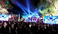 Rakyat Viet Nam menyambut tahun baru 2019