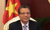 Duta Besar Viet Nam di Tiongkok melakukan pertemuan dengan kalangan media negara setempat