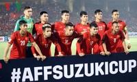 FIFA mengakui rekor 18 pertandingan yang tak pernah kalah  dari Timnas Viet Nam